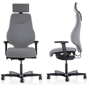 orangebox spira high back office chair