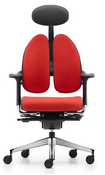 Fully adjustable ergonomic office chairs including RH, Hag ...